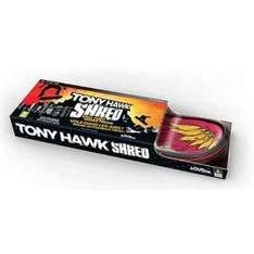 Tony Hawk Shred with Game Exclusive Board (PS3) - £19.98 @ Amazon