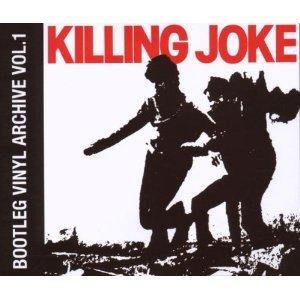 Killing Joke: Bootleg Vinyl Archive Volume 1 or 2 (3 CD) - Only £7.19 Delivered @ Amazon