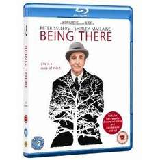 Being There: Deluxe Edition (Peter Sellers) (Blu-ray) - £4.99 Delivered @ Play