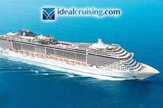 The Mediterranean Cruise You Always Wanted :-) (Including Flights) - £599 @ Groupon