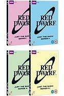 Red Dwarf: Series 1-4 (DVD) - £8.70 (with code) @ BBC Shop
