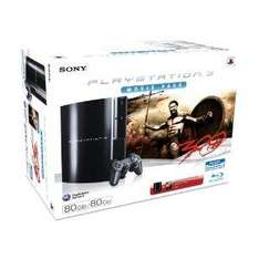 PS3 80GB Console with 300 Blu-ray £150 @ Gamestation