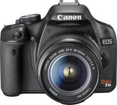 Canon EOS 500D Digital SLR Camera with 18-55mm IS Lens - £469.99 *Reserve & Collect* @ Argos