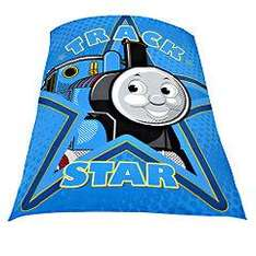 Thomas Track Star Fleece Blanket - Was £10 Now Only £2.50 instore & online @ Sainsburys