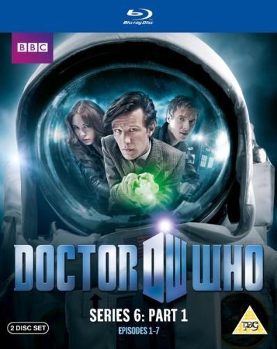 *PRE ORDER* Doctor Who: Series 6: Part 1 (Blu-ray) - £14.89 + £1.99  Postage @ Sendit