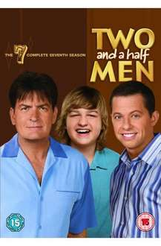 Two And A Half Men: Season 7 (DVD) (3 Disc) - £8.99 @ Play