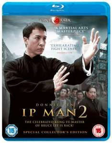 IP Man 2 (Blu-ray) - £8.89 + £1.99 Postage @ Sendit