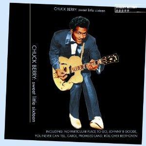 Chuck Berry: Sweet Little Sixteen or Rock n Roll Music (Original Recording Remastered) (CD) - £1.99 @ Play