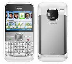 *REFURB* Nokia E5 - White (probably unlocked) - £109.90 Including £10 Top Up @ Mobiles.co.uk