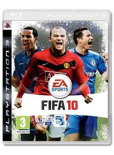 FIFA 10 (PS3) (Pre-owned) - £1.98 @ Game (Instore)