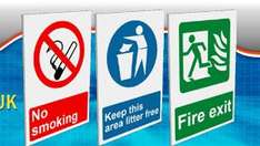 Free Signs For The Workplace @ Free Signage
