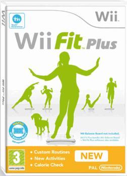 Wii Fit Plus (Solus) - £9.99 Delivered @ Gamestation