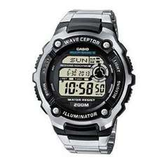Casio Men's Waveceptor Watch £40.99 (RRP £70) or £31 with code fash2011 @Amazon