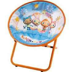 Waybuloo Folding Chair - Was £19.99 Now Just £4.99  + £1.99 Postage @ Mail Order Express (+ 5% Quidco)