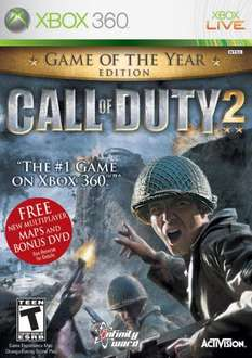 Call Of Duty 2 Game of The Year Edition pre-owned £5.79 @ Amazon (zoverstocks)