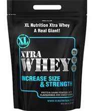 £38 XL Nutrition - Xtra Whey 4KG @ discount  supplements