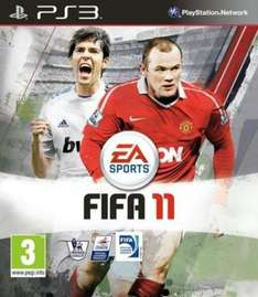 SONY FIFA 11 PS3@Dixons £23.22 Delivered