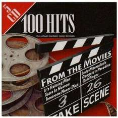 100 Hits from the Movies [Soundtrack, Import, Box set] 5CD - 99p Delivered  Sold by Amore DVD and Fulfilled by Amazon.