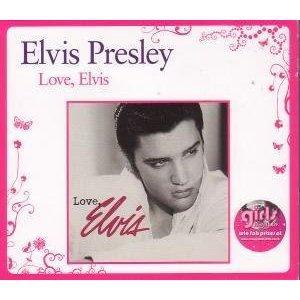Elvis Presley: Love Elvis: Girls' Night in Edition (CD) - 99p @ Amazon