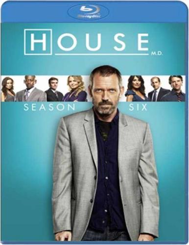 House: Season 6 (Blu-ray) - £15.95 @ Zavvi
