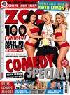 8 Issues of Zoo Magazine For £1 @ Great Magazines (+ £2.50 Quidco)