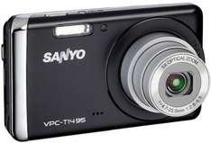 Sanyo VPC-T1495EXBK - Digital Camera- 14 MP - 5x Optical Zoom - 720p 26mm WIDE - 2.7-inch TFT LCD display - Black - £56.65 @ Buy.com