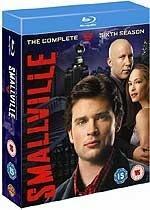 Smallville: Series 6 (Blu-ray) - £9.79 @ Base