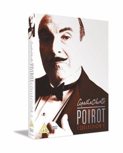 Poirot Collection 1 (4 dvds) £3.49 @ Listen2Online