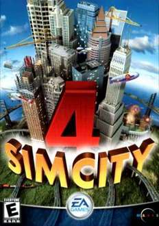 Sim City 4 Deluxe £2 with code at Direct2Drive