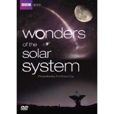 Wonders of The Solar System (DVD) - £5.97 @ Amazon