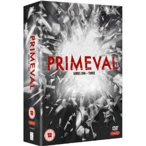 Primeval: Series 1-3 (DVD) - £12.47 @ Amazon