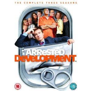 Arrested Development: Complete Seasons 1-3 (DVD) - £19.97 @ Amazon