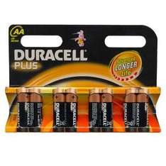 Duracell Plus AA & AAA BOGOF @ Toys 'r' Us - 16 Batteries for £4.99