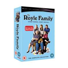 The Royle Family: The Complete Collection (2010) (DVD) (7 Disc) - £12.47 Delivered @ Amazon UK
