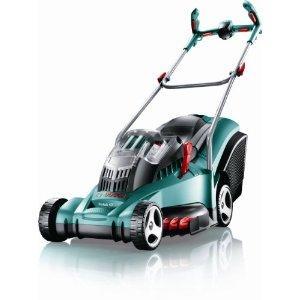 Bosch Rotak 43 LI Ergoflex Cordless Rotary Lawnmower - £350.95 @ Amazon