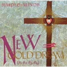Simple Minds CD's - From Only £2.99 Delivered @ Amazon