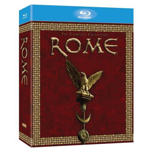 Rome: Season 1-2 Complete (HBO) (Blu-ray) - £29.97 Delivered @ Amazon