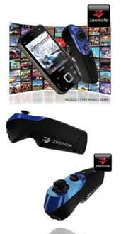 Zeemote JS1 Bluetooth Mobile Gaming Controller - £6.95 @ Amazon