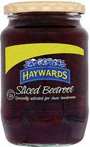 Haywards Sliced Beetroot (710g) was £1.79 now 2 for £2.00 @ Sainsburys