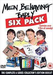 Men Behaving Badly: Series 1-6 (1992) (DVD) - £8 @ Tesco Entertainment
