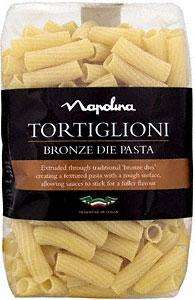 Napolina Bronze Die Tortiglioni 500g save £1.09 was £2.09 now £1.00 @ Sainsburys