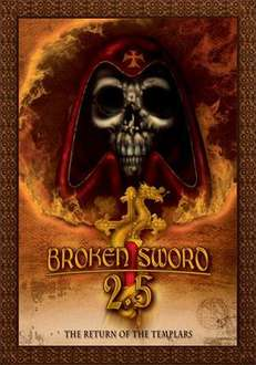 Free Game: Broken Sword 2.5