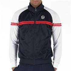 Sergio Tacchini Mens Copper Track Top - Inkwell/Red - £15.99 @ MandM Direct