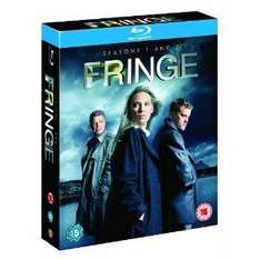 Fringe: Season 1 & 2 (Blu-ray) - £39.97 Delivered @ Amazon