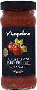 Napolina Tomato and Red Pepper Sauce 335G was £1.99 now 2 for 1 @ Tesco