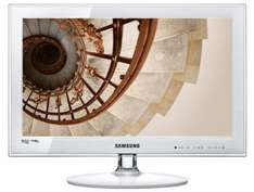 """Samsung UE22C4010 - 22"""" Widescreen HD Ready Slim LED TV With Freeview - White - £171.47 @ Amazon"""