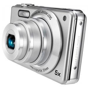 Samsung ST70 Ultra-Slim Digital Camera - 14.2MP 5x Optical Zoom - Silver - UK'S LOWEST PRICE! Delivered For £95.99 @ 7dayshop.com
