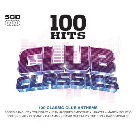 100 Club Classics (5 CD) - £3.99 @ Play