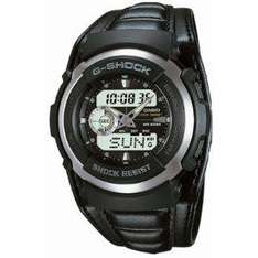 Casio G-300L-1Aves G-Shock Mens Combi Watch (RRP £85) - £31.80 (with code) @ Amazon