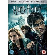 Harry Potter And The Deathly Hallows Part 1 (DVD) - £7 Delivered @ Amazon